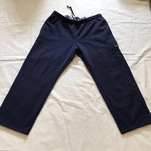 Men's UNDER ARMOUR NAVY BLUE SWEATS LOOSE SIZE XL